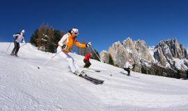 Slidinėjimas Italijos Alpėse