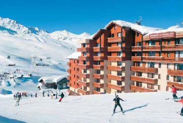 Apartamentai Les Menuires (apgyvendinimo pavyzdys)