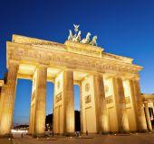 Berlynas (Brandenburgo vartai)