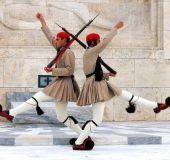 Atėnai, karališkoji sargyba