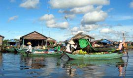 Ton Lesap ežeras (Kambodža)