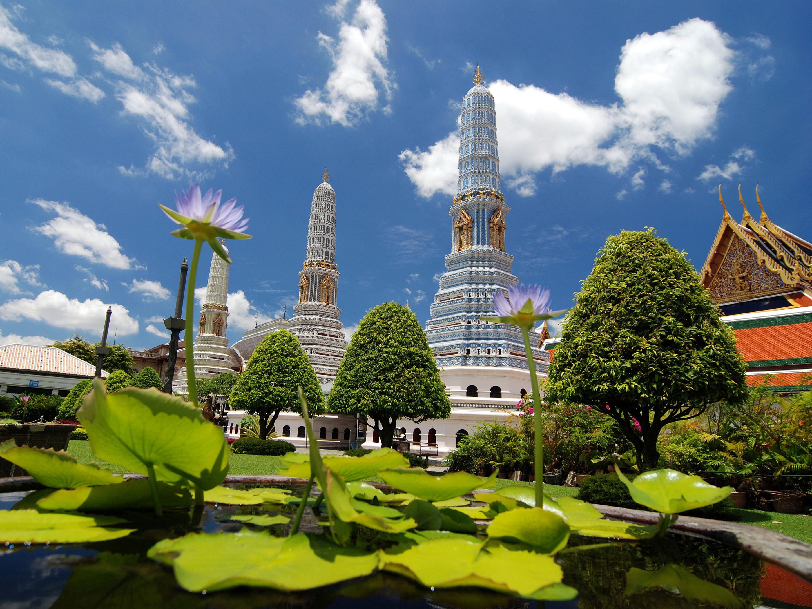 Tailandas 15 d. (skrydis iš Rygos)