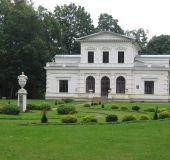 Švėkšna (grafų Platerių Genovaitės vila)