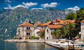 Perast miestelis, Juodkalnija