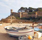 Tossa de Mar paplūdimys