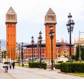 Venecijos bokštai Barselonoje