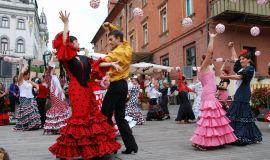 Flamenko šokėjai