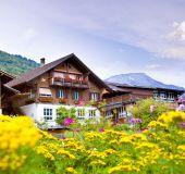 Kaimelis Šveicarijoje