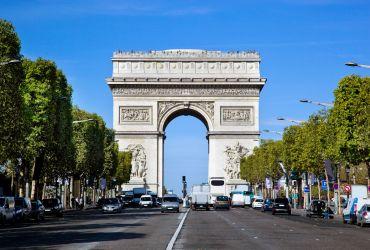 Triumfo arka Paryžiuje