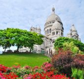 Šventosios Širdies bažnyčia Monmartre