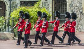 Karališkoji sargyba Vindzoro pilyje