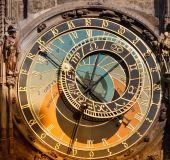 Prahos astronominis laikrodis