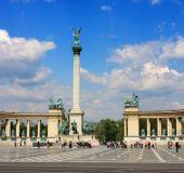 Didvyrių aikštė Budapešte