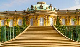 San Susi rūmai Potsdame