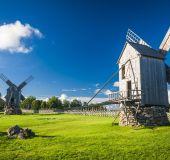 Angla vėjo malūnai