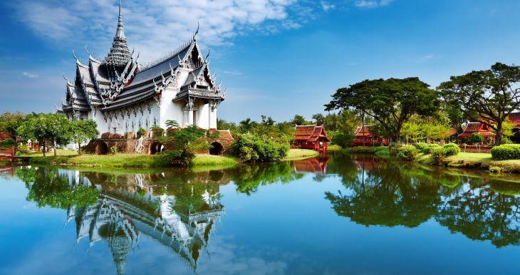 Egzotiškasis Tailandas ir Kambodža