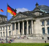 Berlynas, Reichstagas