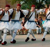 Tradiciniai graikų šokiai
