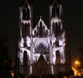 Šviesos festivalis Prahoje