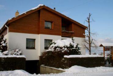 Apgyvendinimo pavyzdys privačiuose namuose Slovakijoje