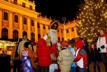 Kalėdinė mugė Vienoje