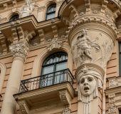Art Nouveau Rygoje