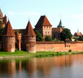 Malborko (Marienburgo) pilis