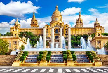 Barselona, Ispanijos aikštė