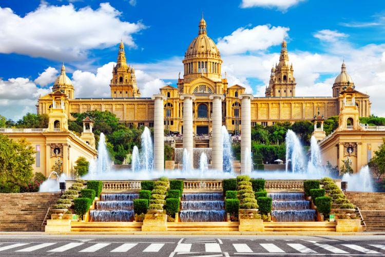Барселона: Ispanija 9 D. (pažintinė