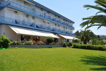 Apgyvendinimo Graikijoje pavyzdys (2-3 žv. viešbutis)