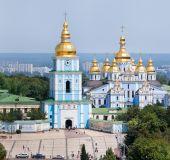šv.Mykolo soboras Kijeve