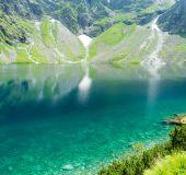 Czarny Staw pod Rysami ežeras