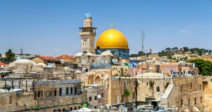 Šventoji žemė - Izraelis