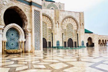 Kasablanka, Hasano II mečetė