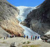Briksdalio ledynas