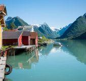 Sognės fjordas