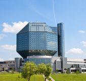 Nacionalinė biblioteka Minske