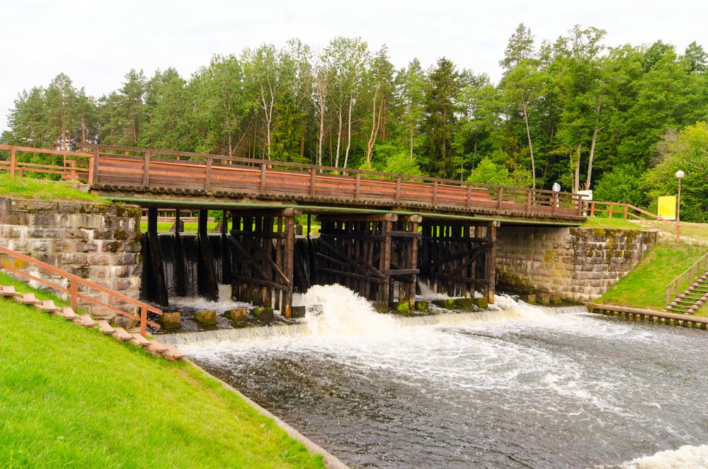 Gardinas - Augustovo kanalai