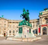 Hofburgo rūmai Vienoje