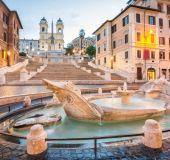 Ispanijos laiptai Romoje