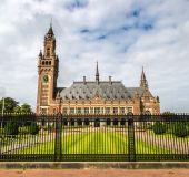 Teismo rūmai Hagoje