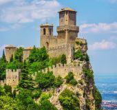 San Marino tvirtovė