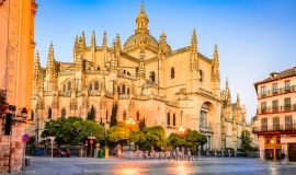 Segovijos katedra