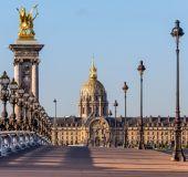Aleksandro III tiltas Paryžiuje