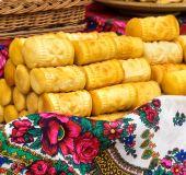 Tradicinis Tatrų sūris (Oscypek)
