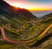 Transfagarasan kelias