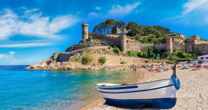 Pažintinės-poilsinės kelionės į Ispaniją!