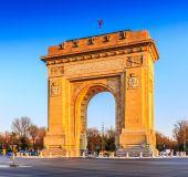 Triumfo arka Bukarešte