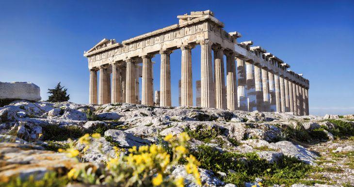 Pažintinės-poilsinės kelionės į Graikiją!