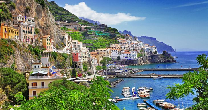 Kelionės į Italiją: pažintinės, poilsinės, pramogų parkai, kalnai